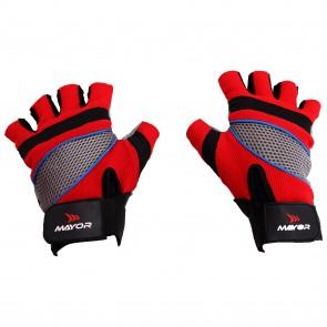 buy Mayor Granada Red-Black Gym Gloves-MGG600 best price 10kya.com