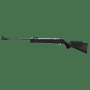 Minerva SX 200 Spring Piston | Long Black Barrel Black Stock | 20 Joules | 4.5 Cal 0.177 Break Barrel Air Rifle HSN 93040000