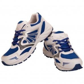 buy Mayor Snapper White-Royal Blue Running Shoes-MRS8101 best price 10kya.com