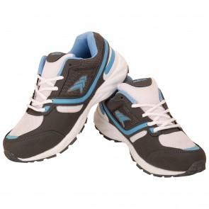 buy Mayor Radium Grey-Sky Blue Running Shoes-MRS8202 best price 10kya.com