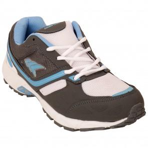 Mayor Radium Grey-Sky Blue Running Shoes-MRS8202