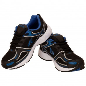 buy Mayor Galaxy Black-Blue Running Shoes-MRS9301 best price 10kya.com