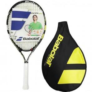 Babolat Nadal Jr. 25 Tennis Racquet | Pre Strung | Black Yellow [ HSN 95