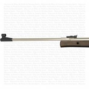 Athena NX200 Nitro Piston Air Rifle | Long RF Barrel | Walnut Wood Finish Stock | 4.5 Cal 0.177 Break Barrel Air Rifle HSN 93040000
