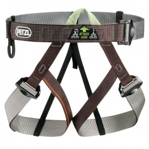 Petzl PANDION Basic Harness | C29 | Climbing & Mountaineering [ HSN 95