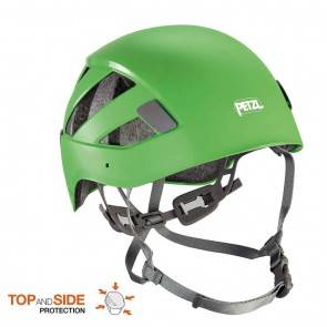 Buy Online India Petzl France | Petzl Boreo Green Climbing/Caving Helmets | A42BB 2 | 10kya.com Petzl India Online Store