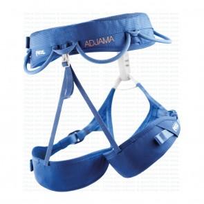 Petzl ADJAMA Harness with Adjustable Leg Hoops | Climbing & Mountaineering | C22AB
