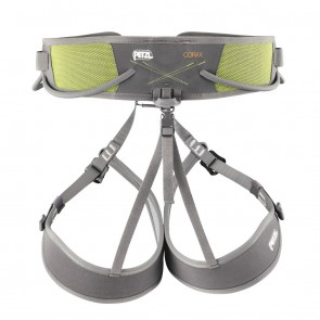 Petzl Corax Versatile Adjustable Harness | Yellow | Climbing & Mountaineering | C51 Y