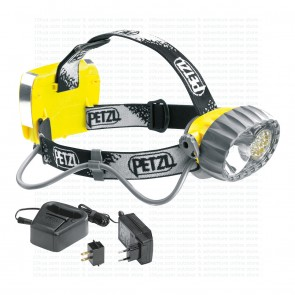 Buy Online India Petzl France Headlamps | Petzl Duo Led 14 Accu Headlamp | E72 AC | 10kya.com Petzl India Online Store