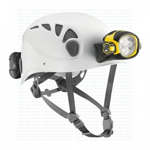 Buy Online India Petzl France | Petzl Trios White 1 Helmet Torch | E54AW 1 | 10kya.com Petzl India Online Store