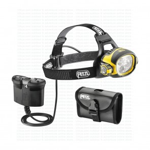 Buy Online India Petzl France Headlamps | Petzl Ultra Vario Belt Headlamp | E54 B | 10kya.com Petzl India Online Store