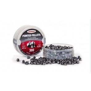 Ukraine Pointed pellets | 0.177-Cal 300 Pellets | 8.7 Grains | 0.57g