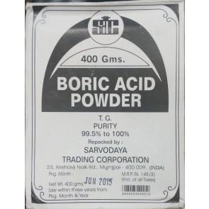 buy online Boric Acid Powder 400gms 10kya.com