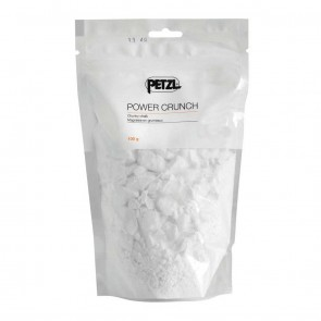 Petzl Power Crunch Climbing Chalk | P22AS 100 | Accessories | 10kya.com Petzl Store India