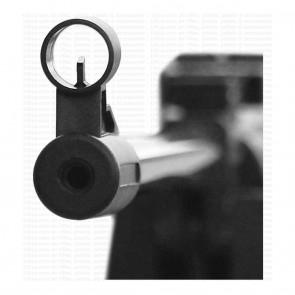 Club SX100 Long RF Plating Matt Silver Barrel Camo Butt   0.177 Cal Break Barrel   Precihole Air Rifles [ HSN 93040000