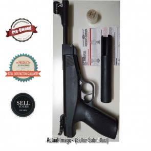 Buy Pre-Owned (Unused) Precihole SP60 Air Pistol 0.177 | Buy Sell Used Airguns India