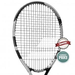 Babolat Pulsion Tennis Racquet | Pre Strung | Black Grey [ HSN 95