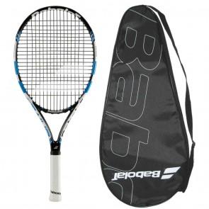 Babolat Pure Drive Junior Racquet | Pre Strung | Blue White [ HSN 95