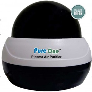 Pure One Plasma Room Air Purifier | 10kya.com Health & Fitness Store Online