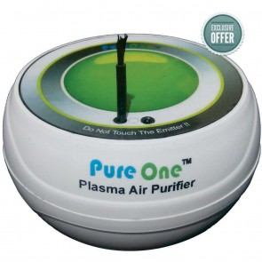 Pure One Plasma Car Air Purifier | 10kya.com Health & Fitness Store Online