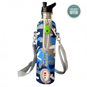 PureOne Personal U.V Water Purifier | Portable Outdoor UV Water Filter Bottles | 10kya.com