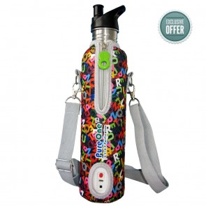 PureOne Personal U.V Water Purifier   Portable Outdoor UV Water Filter Bottles   10kya.com