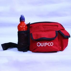 Quipco Ez Space Waist Pouch-Red [ HSN 4202