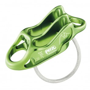 Buy Petzl Climbing Products | Reverso Belay Device D17 AG | 10kya.com Petzl Store India