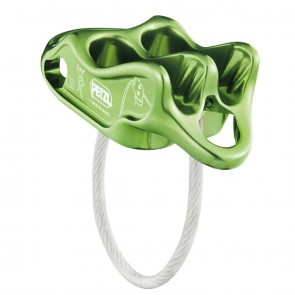 Petzl REVERSO 4 D17 AG | Belay Device | Climbing & Mountaineering [ HSN 95