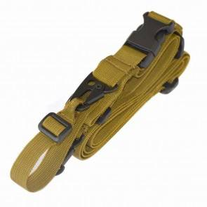 3 Point Gun Sling Khaki | 10kya.com Airgun India