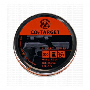 Buy Online India RWS Germany Air Rifle Pellets | RWS CO2 Target 0.177 | 10kya.com Airgun India Store