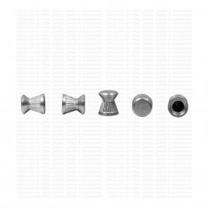 RWS Hobby .22 Cal | 500 Pellets | Wadcutter Head [ HSN 93062900