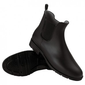 Fouganza Schooling-Boots-100 Black-11.5 UK|559710 [ HSN 64