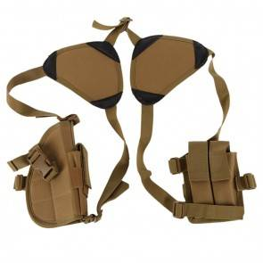 Shoulder Holster for Pistols - Right and Left Hand Compatible | 10kya.com Airgun India Store