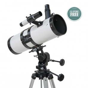 Star Tracker Reflector Telescopes | 114/500 NG | Astronomical Telescope [ 20x to 150x ] [ HSN 90058010