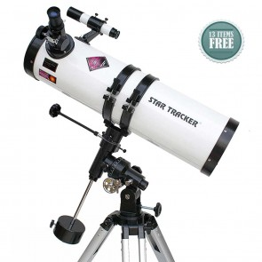 Star Tracker Reflector Telescopes | 150/750 EQ-SKY | Astronomical Telescope [ 30x to 230x ] [ HSN 90058010