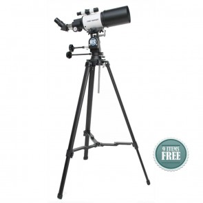 Buy Startracker Sky-Land 80/400 NG Refractor Telescope | 10kya.com Star Gazing Store Online