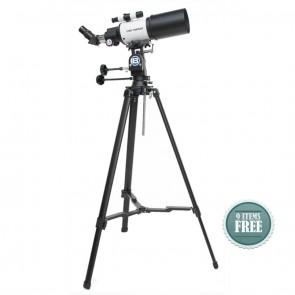 Buy Startracker Sky-Land 80/400 NG Refractor Telescope | 10kya.com Star Gazing Store Online