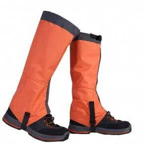 10Dare Snow & Jungle Gaiters | Orange | Outdoor Winter Gear | India's Biggest Outdoor Store  | 10kya.com