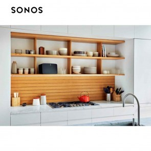 SONOS - PLAY:5 Gen 2 | Ultimate Smart Speaker for Streaming Music (Black) | Portable Wireless WiFi Speakers | Sonos Home Audio [HSN 85182900