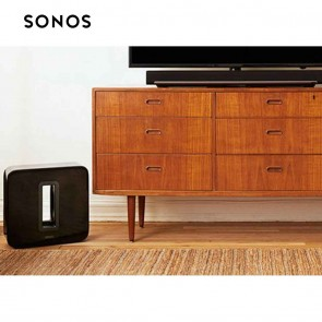 SONOS SUB | Wireless Subwoofer (Gloss) | Portable Wireless WiFi Speakers | Sonos Home Audio [HSN 85182900