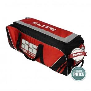 Buy SS Elite Wheel Cricket Kit Bag | 10kya.com SS Cricket Online Store