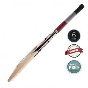 SS Gladiator Kashmir Willow Cricket Bat | Size 6 [ HSN 95