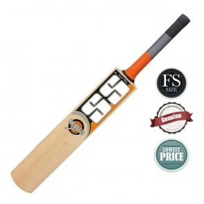 SS Orange English Willow Cricket Bat | FS (Full Size) | 10kya.com SS Cricket Online Store