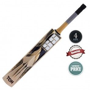SS Ton Heritage English Willow Cricket Bat | Size 4 [ HSN 95