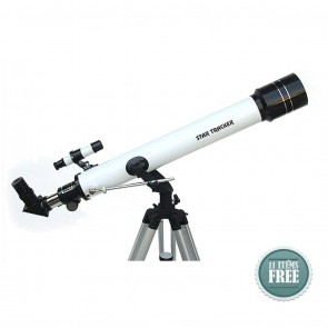 Star Tracker Refractor Telescopes | 70/700 AZ2  | Telescope [ 28x to 525x ] [ HSN 90058010