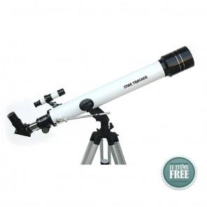 Star Tracker Refractor Telescopes | 70/700 AZ2  | Telescope [ 28x to 525x ] [ HSN 90058010