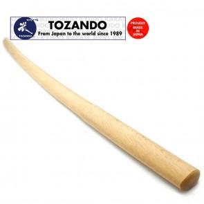 Tozando Shirogashi Bokken - Daito | White Oak Sword - Long | Koryu (Classical) Kendo Sword | Hand Made in Japan | Martial Arts Gear [ HSN 95069990