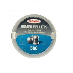 Ukraine | Niomah Domed Pellets 0.177-Cal 500 Pellets |0.57g|  Round Head- 8.07 Grains