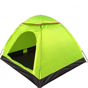 WAJUMO-ATG Auto Pop-Up 4 Tent Green | 4 Person Waterproof Tent